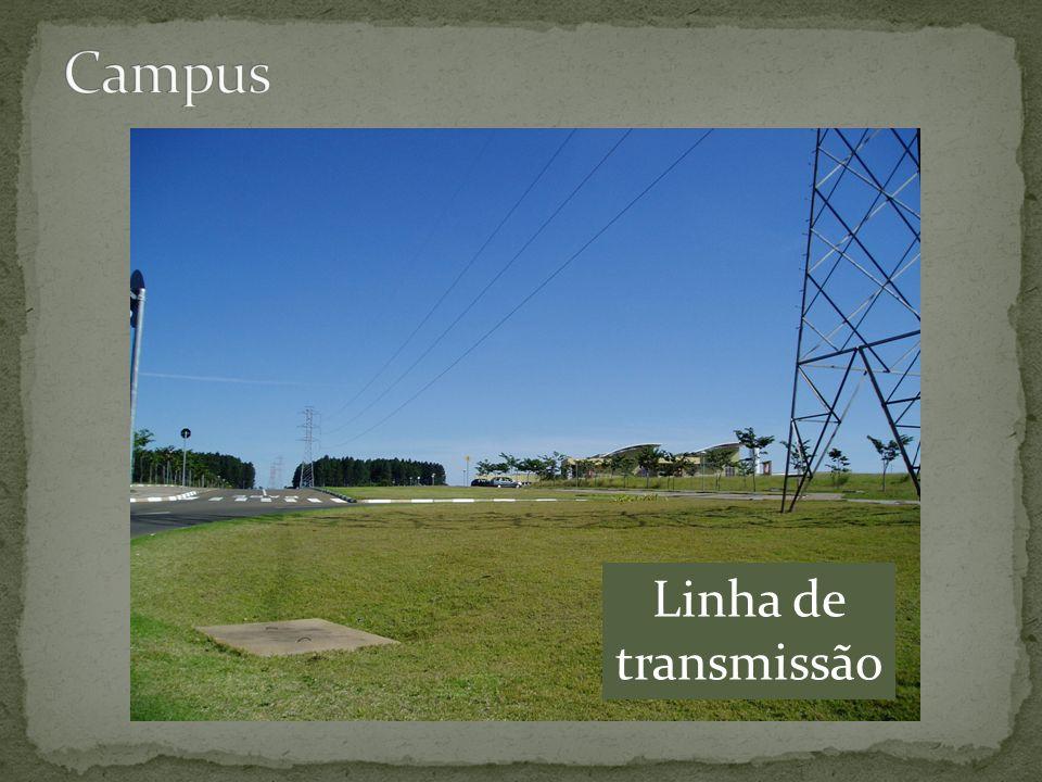 Campus Linha de transmissão