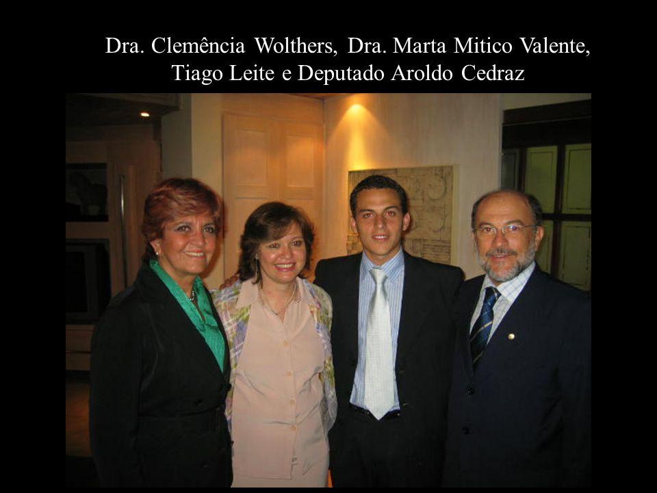 Dra. Clemência Wolthers, Dra