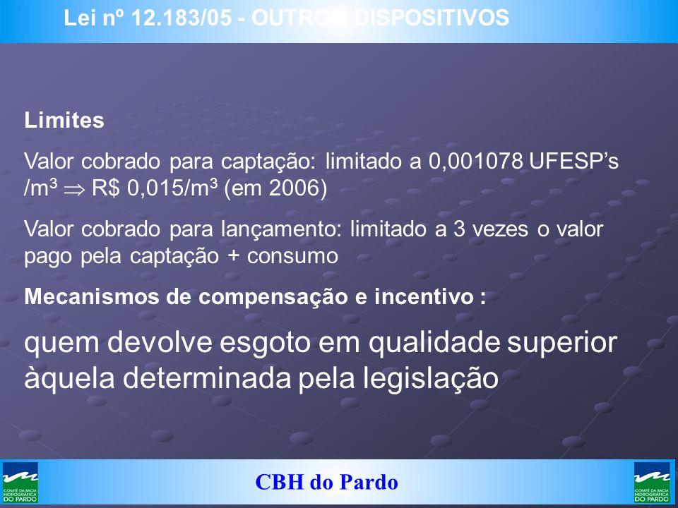 Lei nº 12.183/05 - OUTROS DISPOSITIVOS