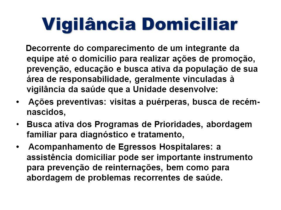 Vigilância Domiciliar