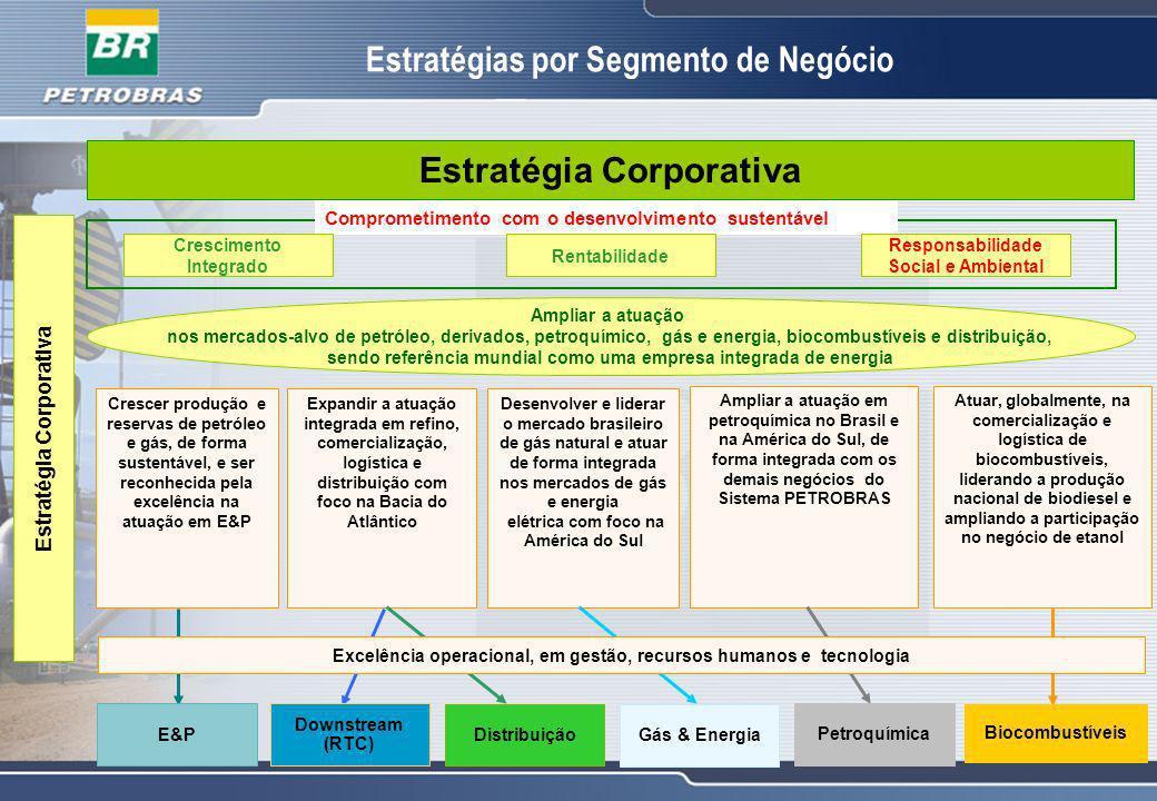 Estratégias por Segmento de Negócio