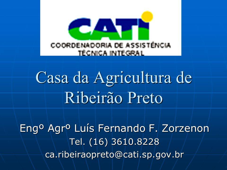 Casa da Agricultura de Ribeirão Preto