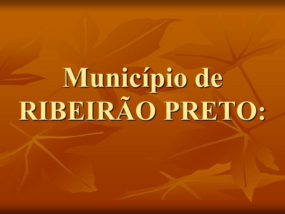 Município de RIBEIRÃO PRETO: