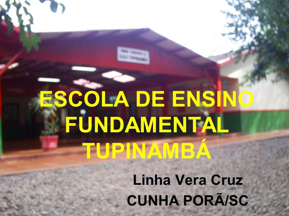 ESCOLA DE ENSINO FUNDAMENTAL TUPINAMBÁ