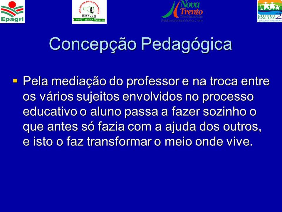 Concepção Pedagógica