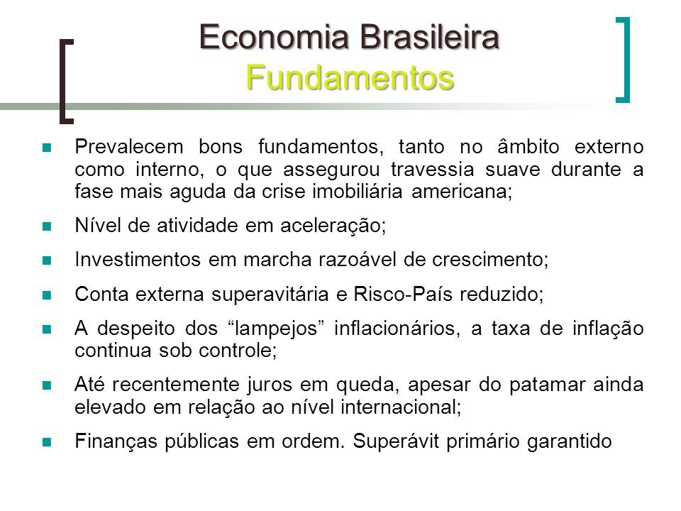 Economia Brasileira Fundamentos