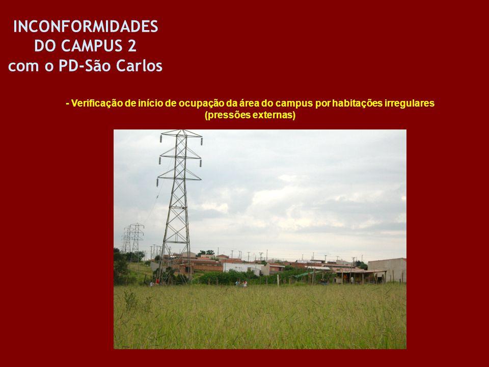 INCONFORMIDADES DO CAMPUS 2
