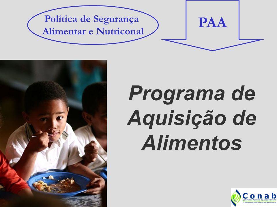 Programa de Aquisição de Alimentos