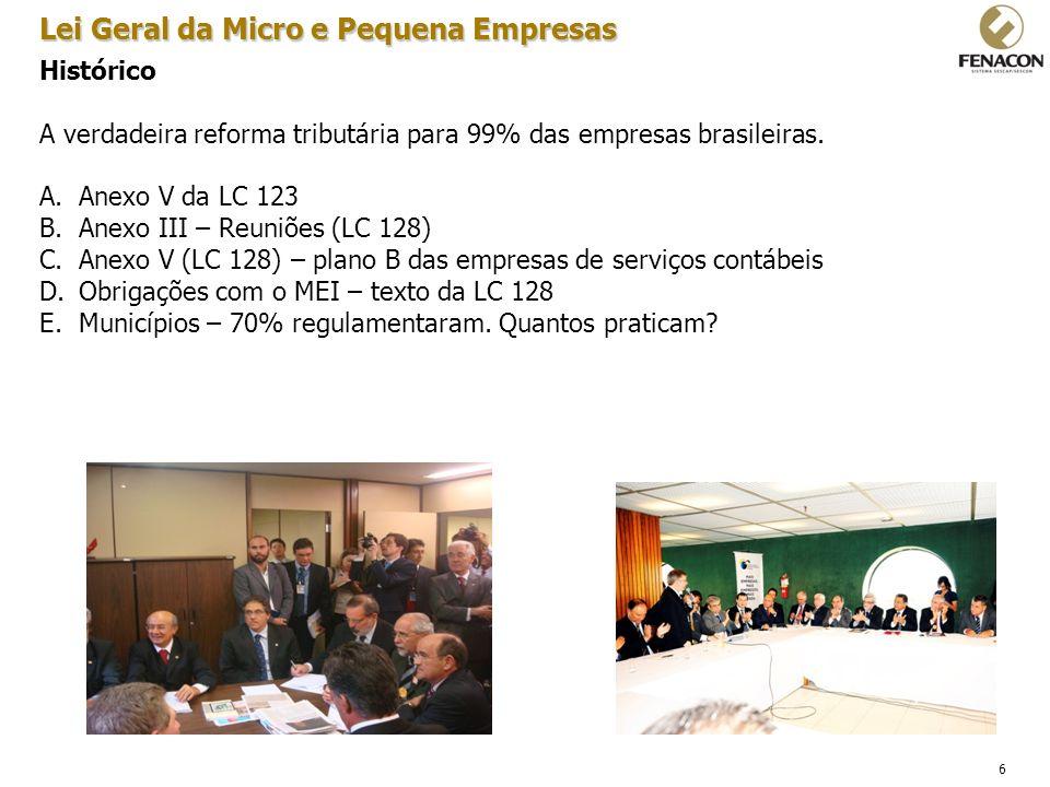 Lei Geral da Micro e Pequena Empresas
