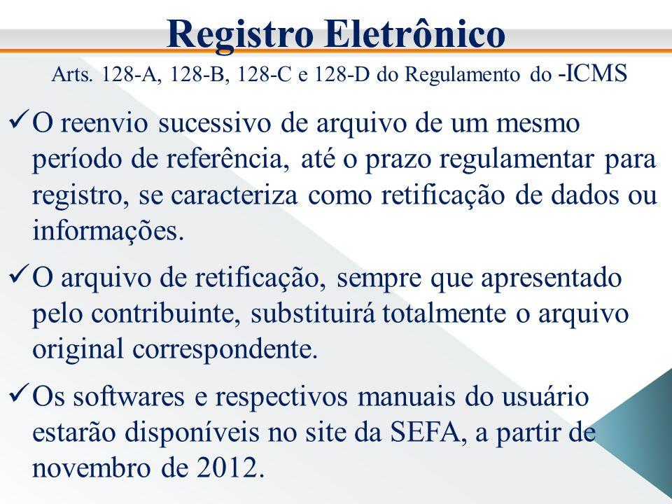 Registro Eletrônico Arts