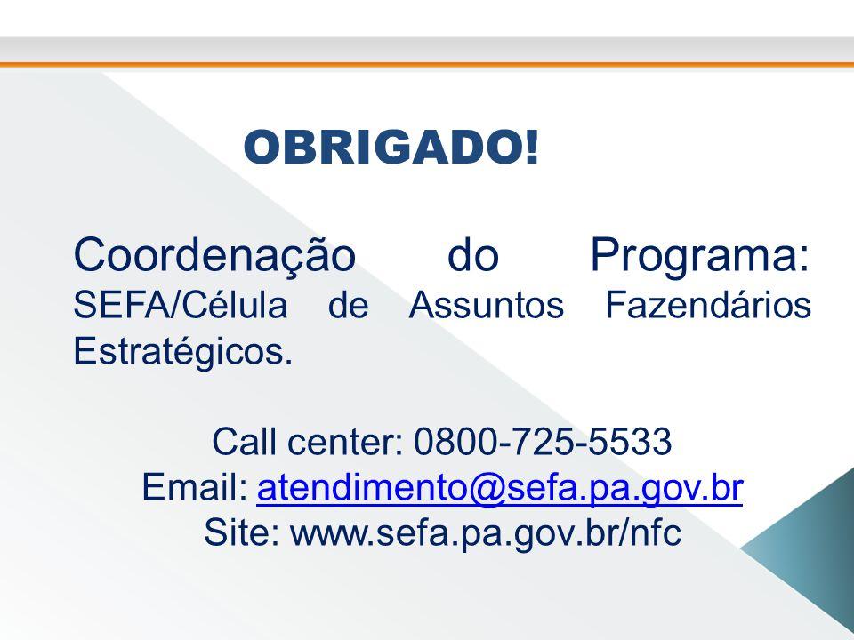 Site: www.sefa.pa.gov.br/nfc