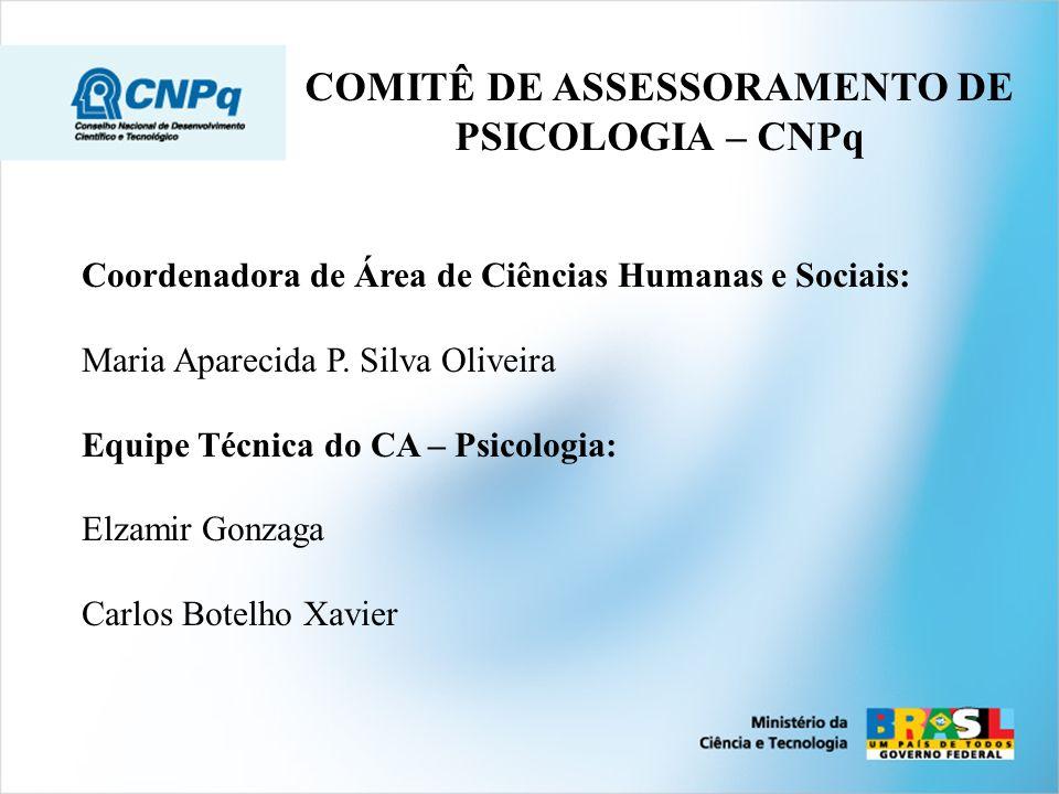 COMITÊ DE ASSESSORAMENTO DE