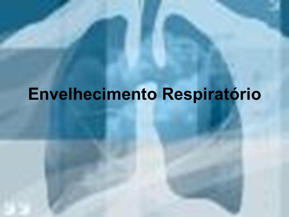Envelhecimento Respiratório