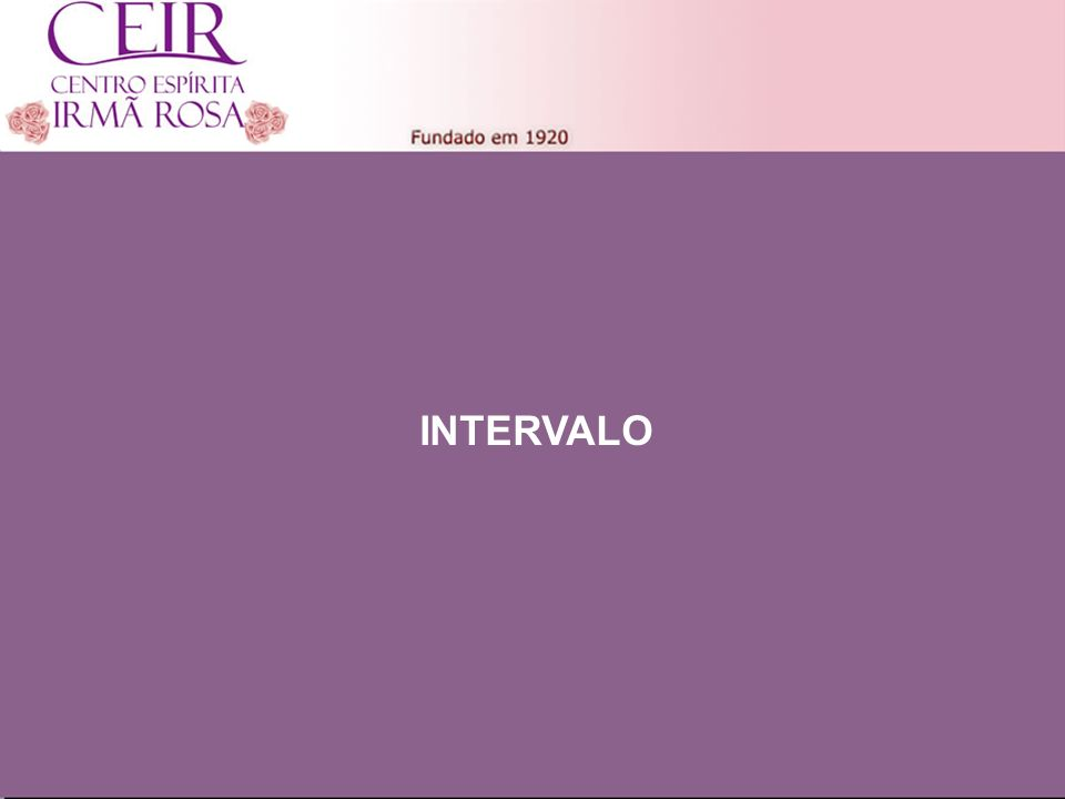 Título Principal INTERVALO Título 1 Sub-Título 1