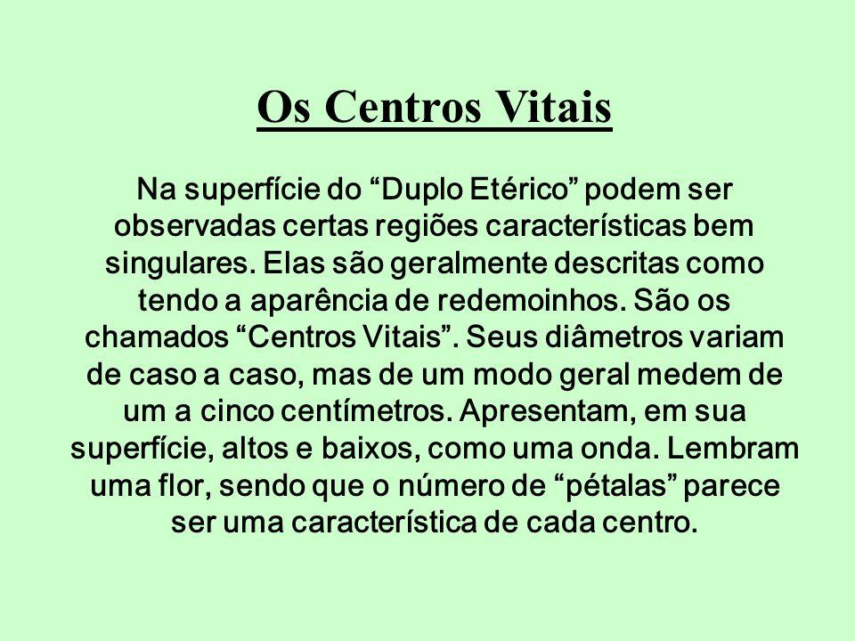 Os Centros Vitais