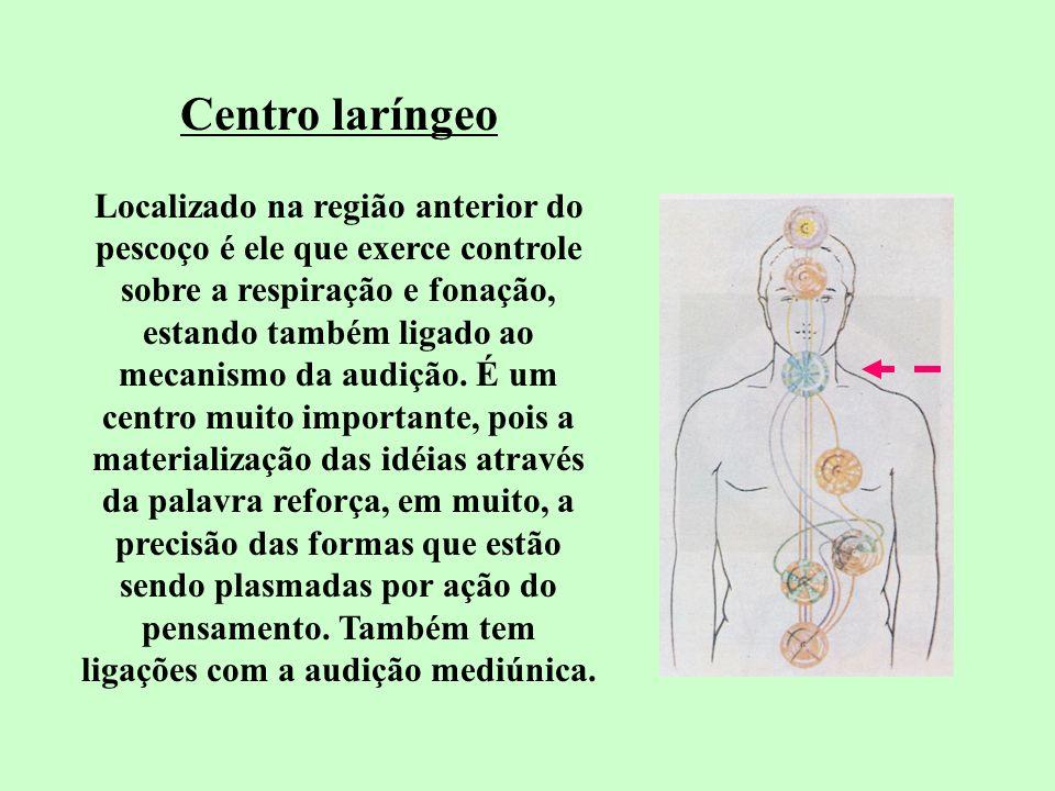 Centro laríngeo