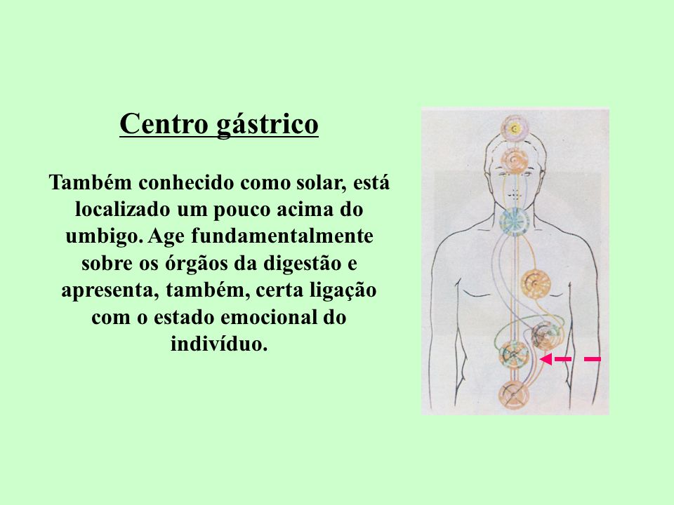 Centro gástrico