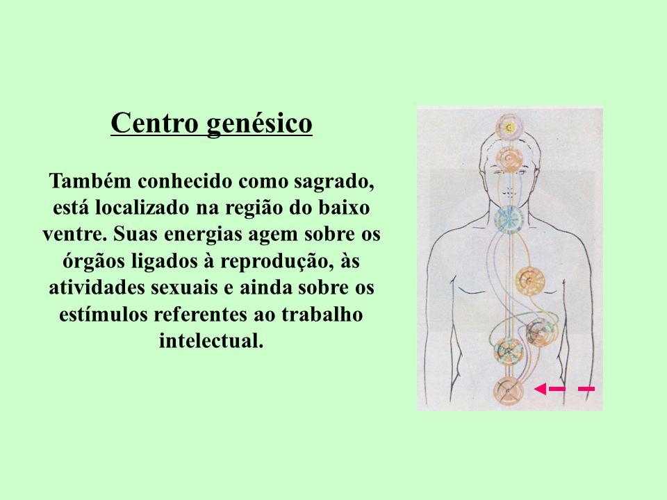 Centro genésico