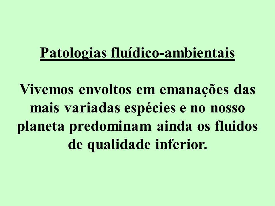 Patologias fluídico-ambientais