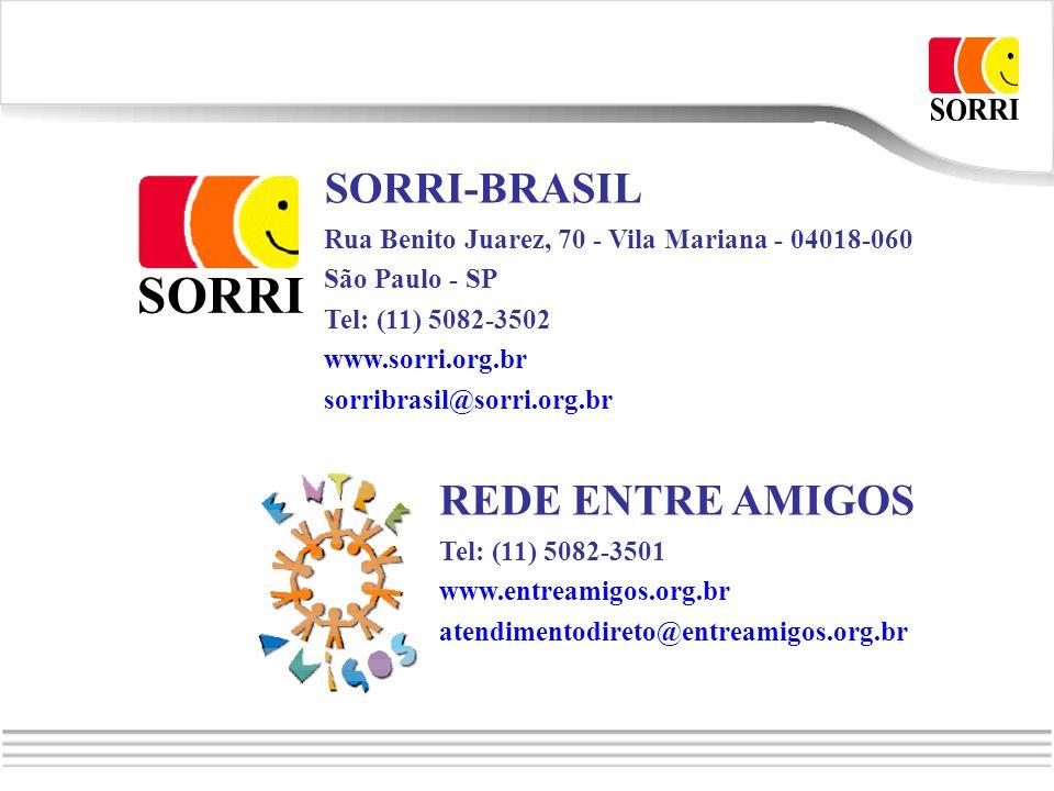 SORRI SORRI-BRASIL REDE ENTRE AMIGOS