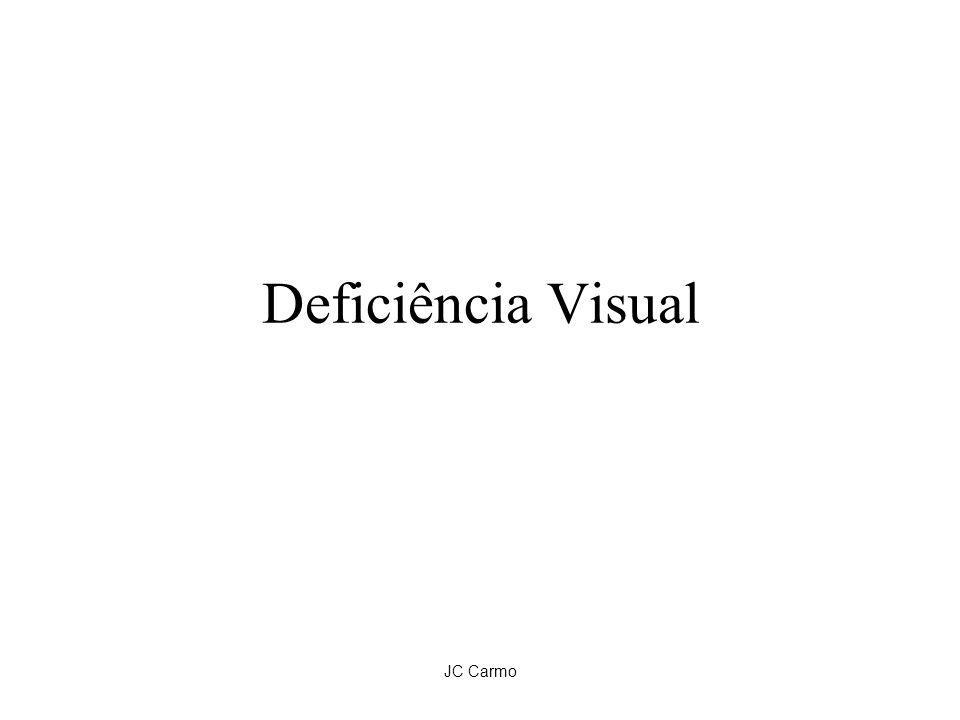 Deficiência Visual JC Carmo