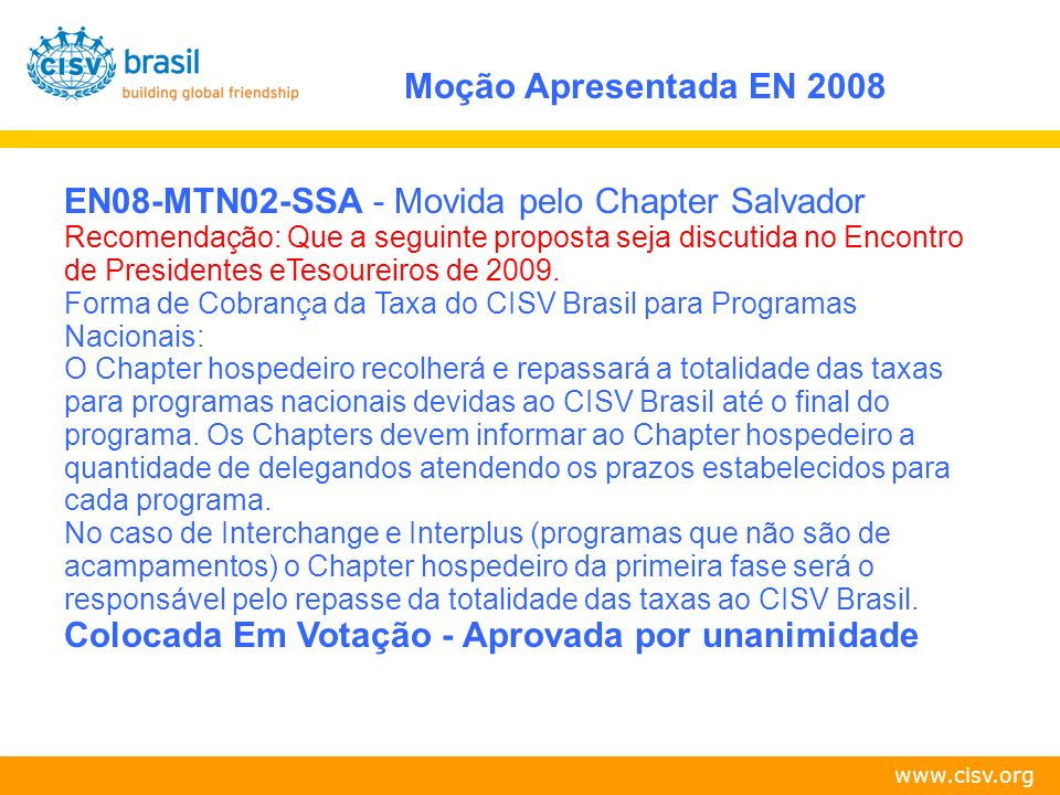 EN08-MTN02-SSA - Movida pelo Chapter Salvador