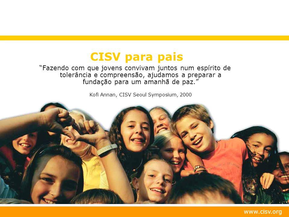 CISV para pais
