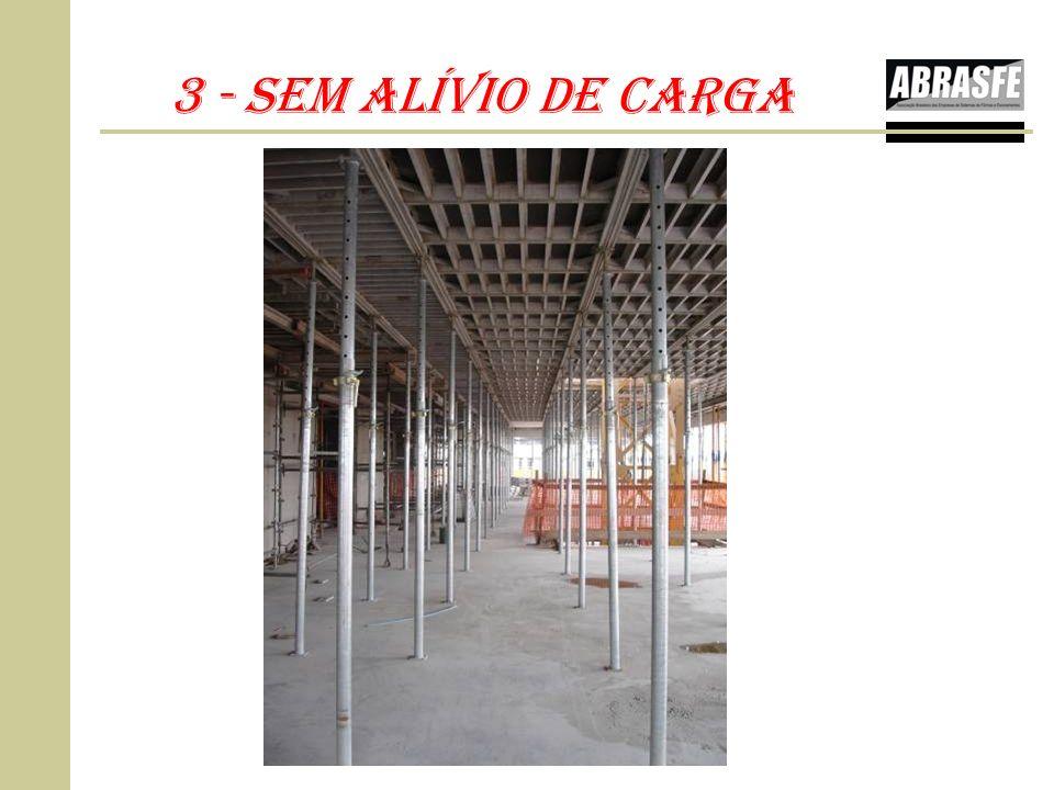 3 - SEM ALÍVIO DE CARGA