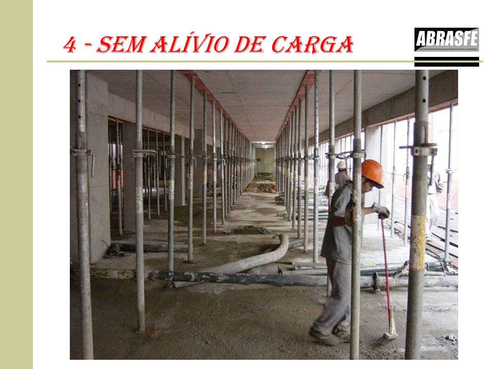 4 - SEM ALÍVIO DE CARGA