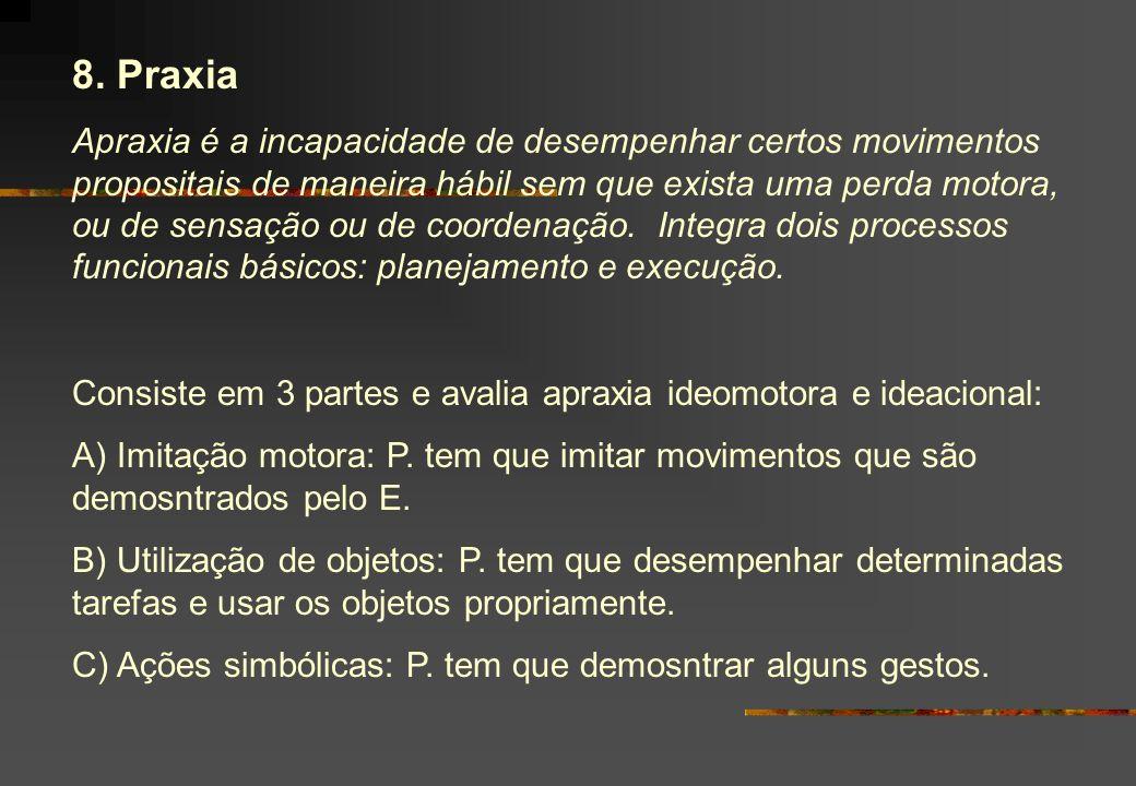 8. Praxia