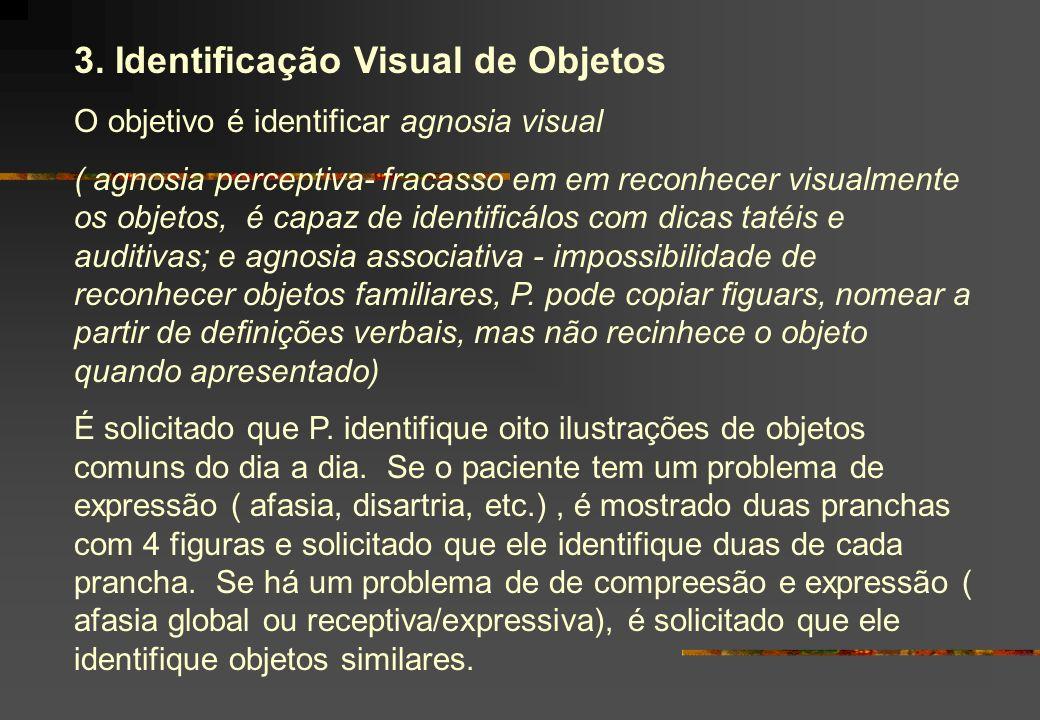 3. Identificação Visual de Objetos