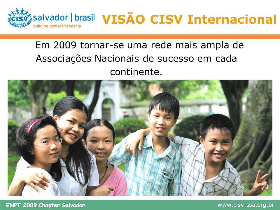 VISÃO CISV Internacional