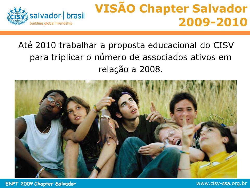 VISÃO Chapter Salvador 2009-2010