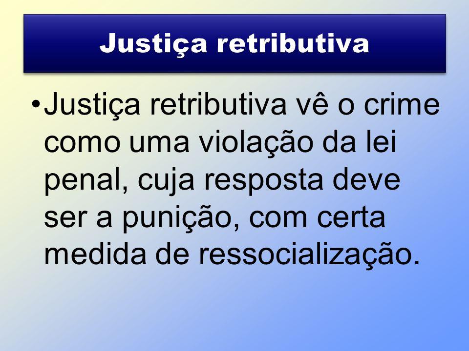 Justiça retributiva