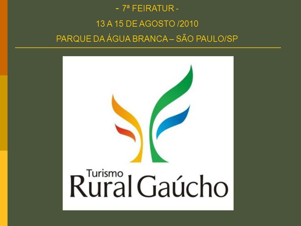 PARQUE DA ÁGUA BRANCA – SÃO PAULO/SP