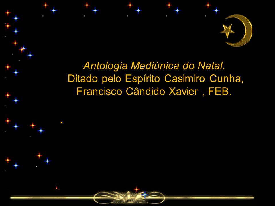. Antologia Mediúnica do Natal.
