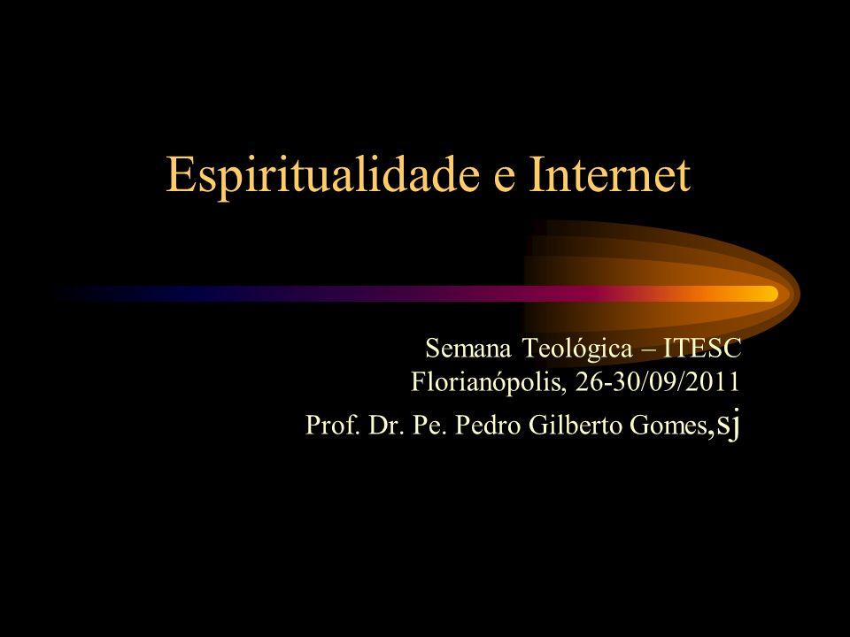 Espiritualidade e Internet