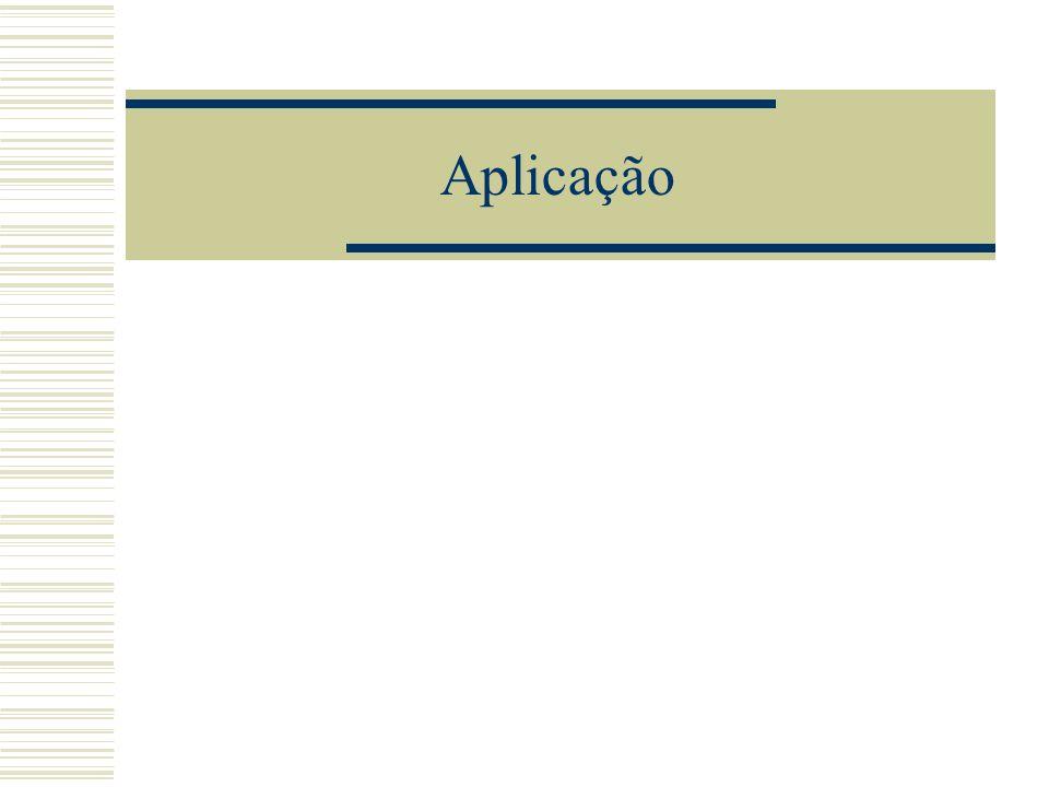 Aplicação
