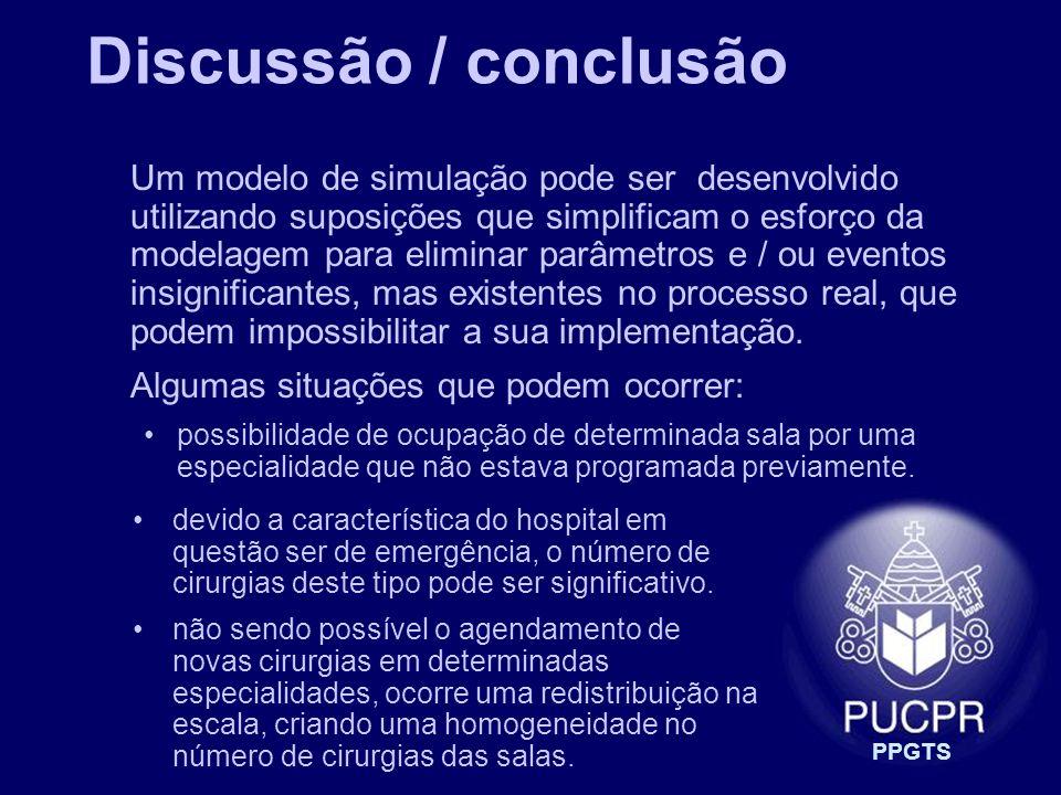 Discussão / conclusão