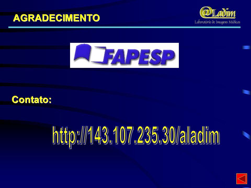 AGRADECIMENTO Contato: http://143.107.235.30/aladim