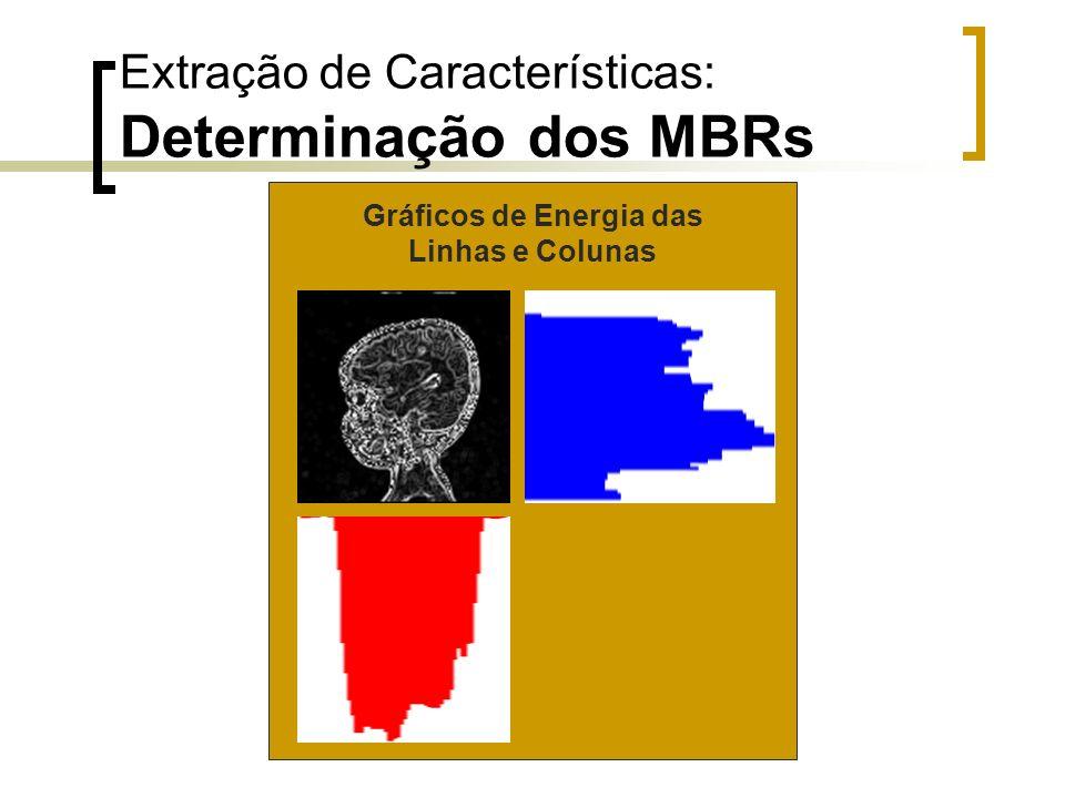 Extração de Características: Determinação dos MBRs