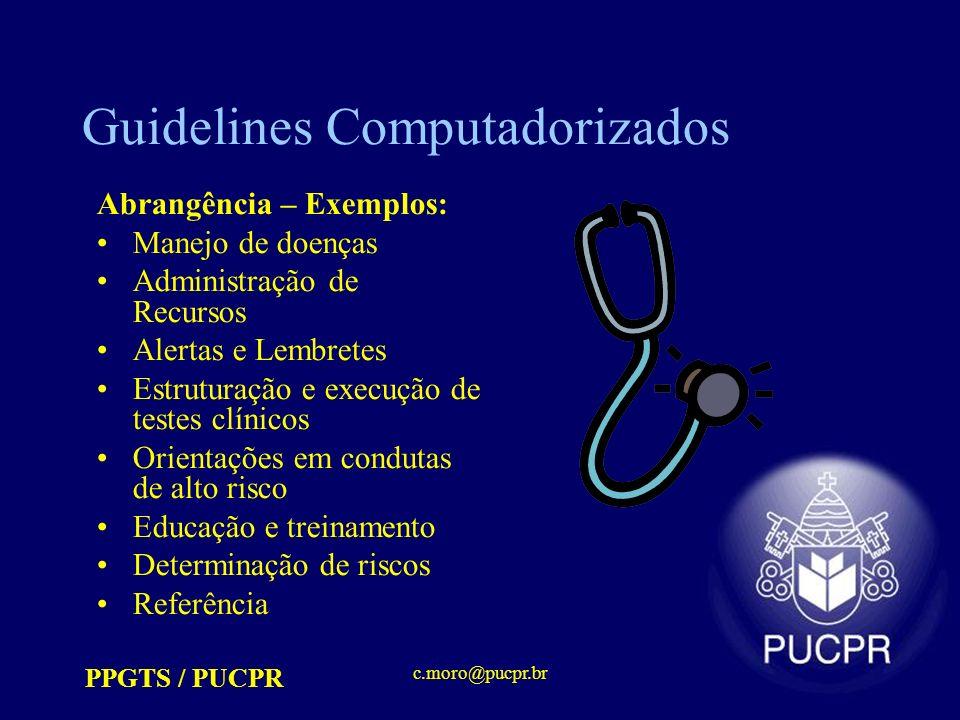 Guidelines Computadorizados