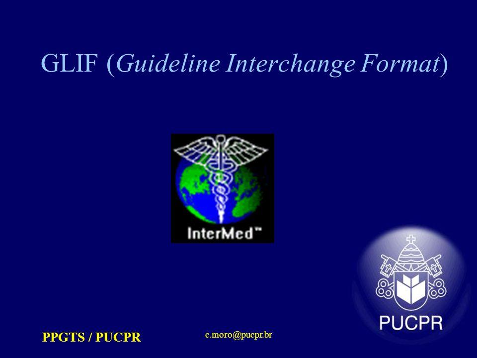 GLIF (Guideline Interchange Format)