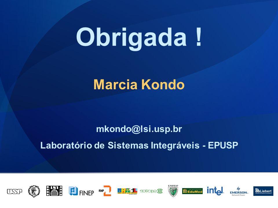 Laboratório de Sistemas Integráveis - EPUSP