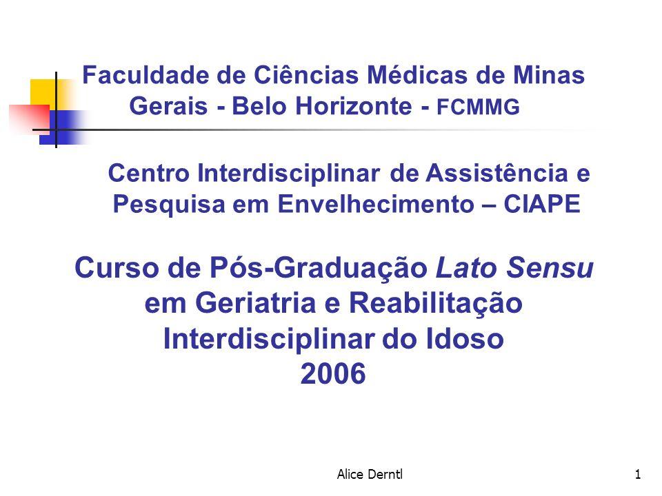 Faculdade de Ciências Médicas de Minas Gerais - Belo Horizonte - FCMMG