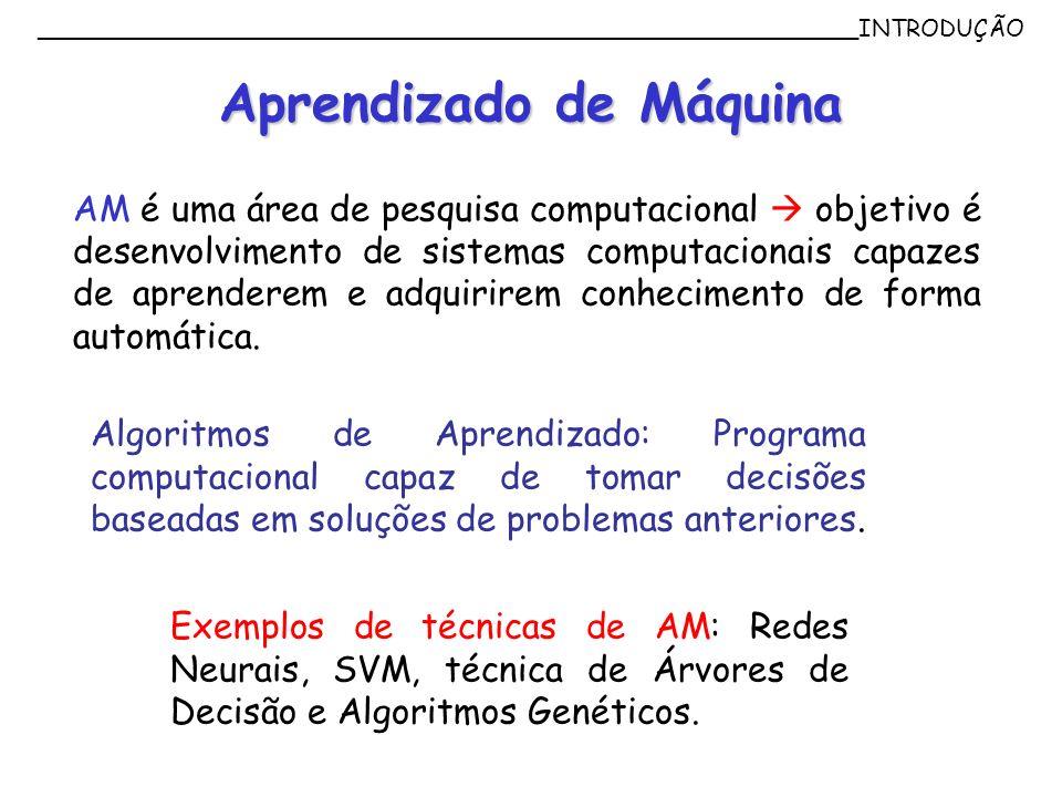 Aprendizado de Máquina