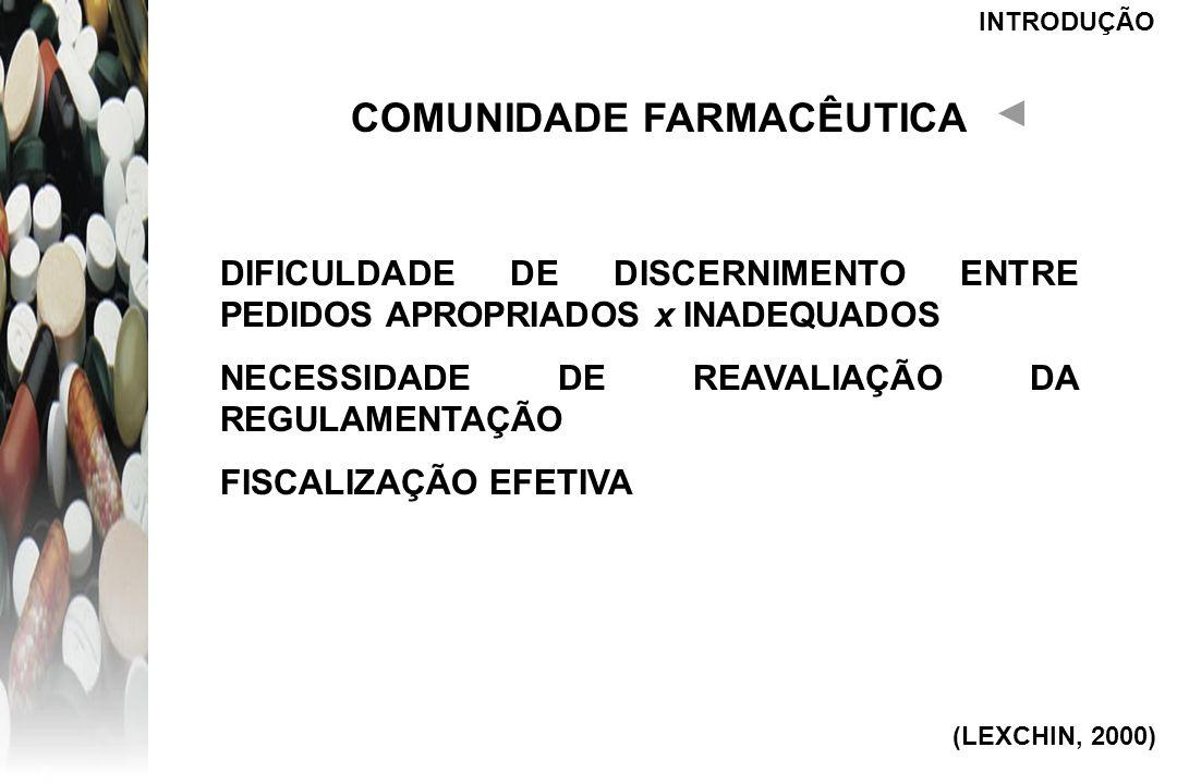 COMUNIDADE FARMACÊUTICA