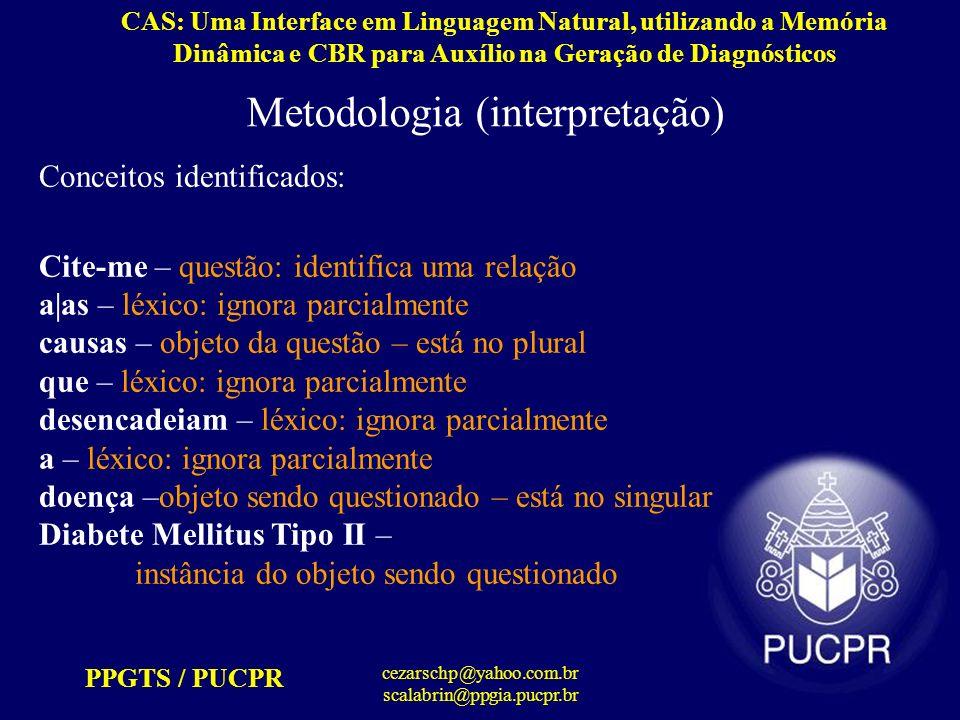 Metodologia (interpretação)