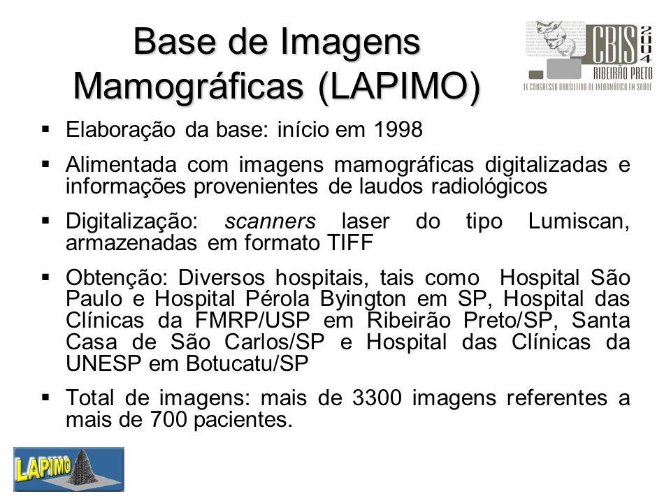Base de Imagens Mamográficas (LAPIMO)