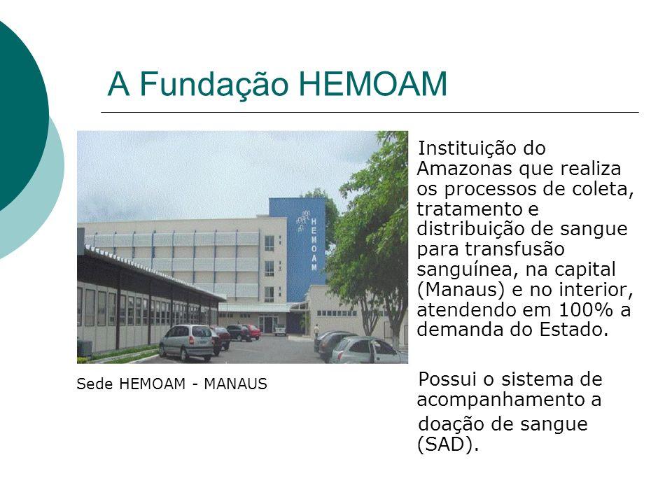 A Fundação HEMOAM